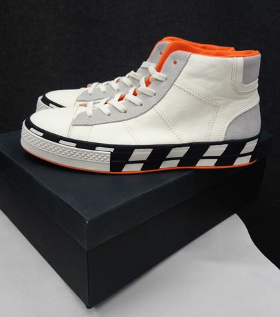 Белые кроссовки/кеды. UUFAST