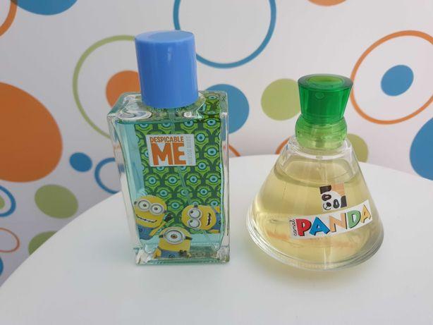 Perfume Perfumes Criança Panda e Minions
