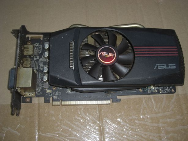 Asus DirectCu 1ГБ GDDR5 Radeon HD 6850 256bit