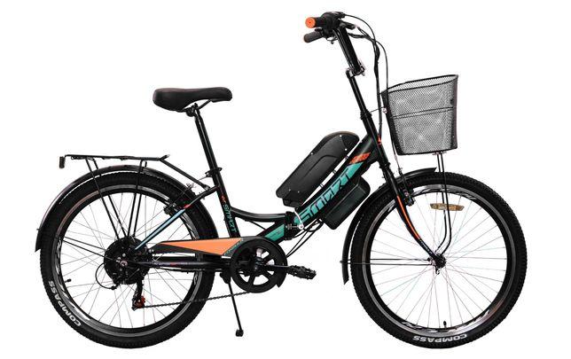"""Электровелосипед складной Formula Smart 24"""" 48V 500W 20Ah LCD PAS"""