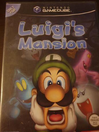Luigi mansion gamecube
