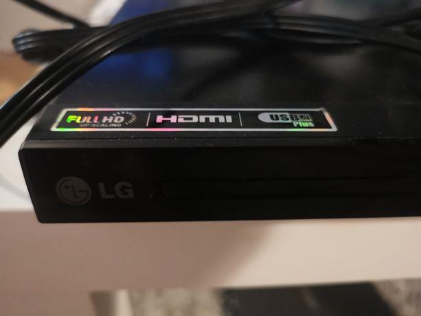 Odtwarzacz DVD / CD LG
