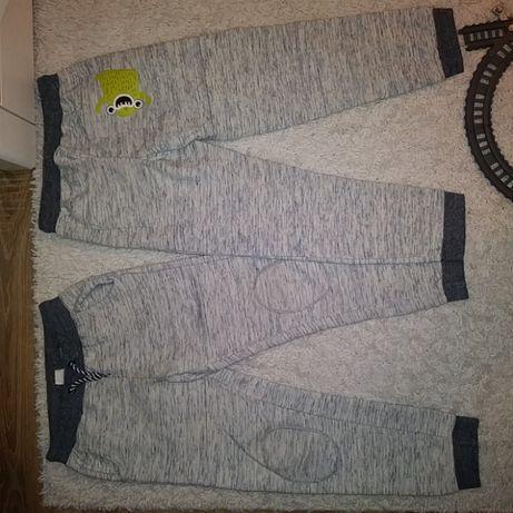 3 x spodnie dresy Cool Club r.128 cm bliźniaki,bliźnięta