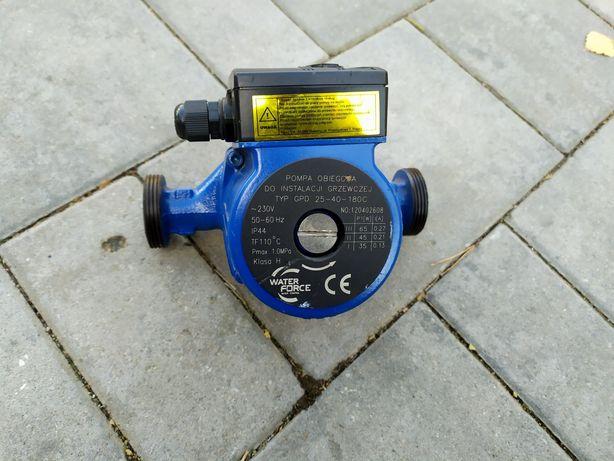 Pompa obiegowa do instalacji grzewczej