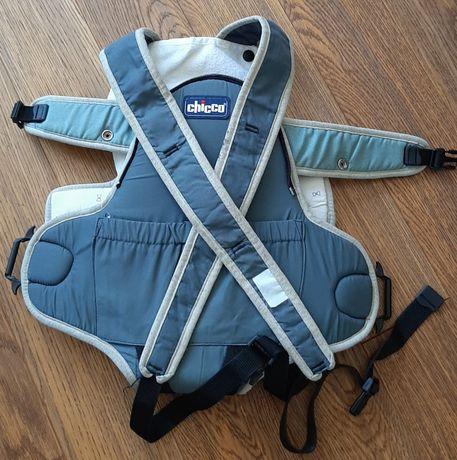 Детский рюкзак кенгуру Chicco Go plus