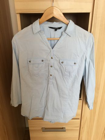 Błękitna koszula Reserved rozmiar 36