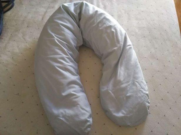 Almofada de amamentação c/saco