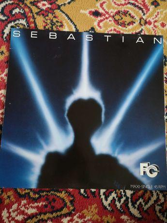 Płyta winylowa Sebastian