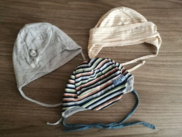 Używana czapka, czapeczka 40, 44, 45 cm