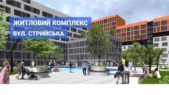 ЖК Леви міста 2-ох кімнатна квартира Здача 1 квартал 2021