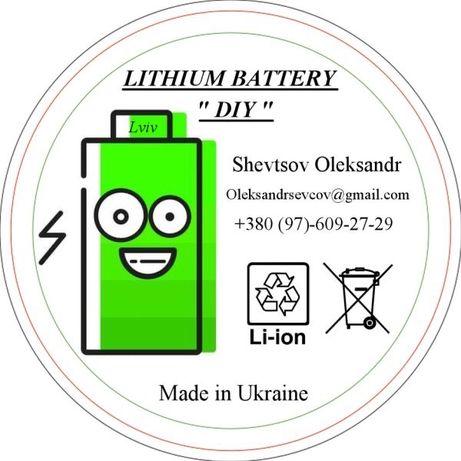 Батарея, литиевой аккумулятор для электровелосипеда 24v 36v 48v 60v