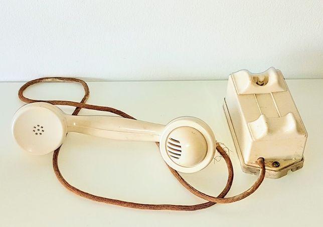 Telefone de extensão vintage anos 60/70's