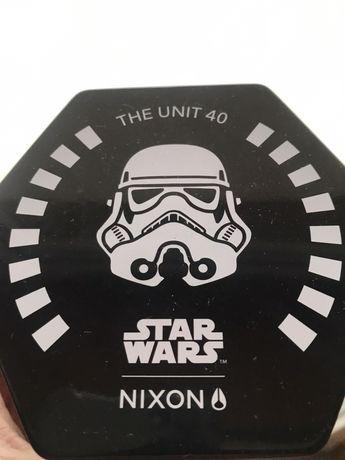 Relogio colecionador nixon stormtroper