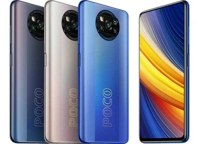 Xiaomi PocoPhone X3 Pro 128/6GB *Novo* várias cores disponíveis