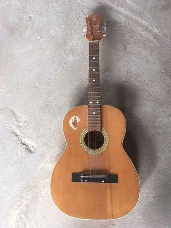 Polska gitara defil made in poland