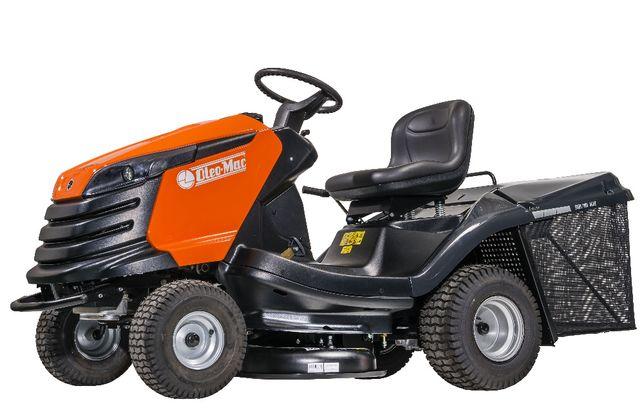 traktorek koszący KOSIARKA samojezdna Oleo-Mac z koszem OM 92/24 K H