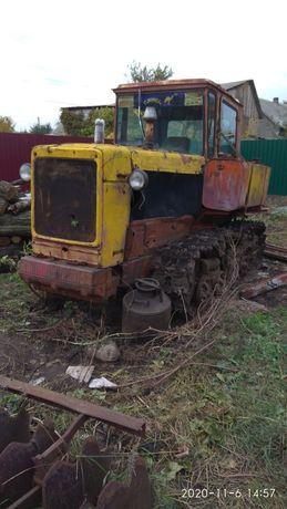 Трактор  ДТ - 75