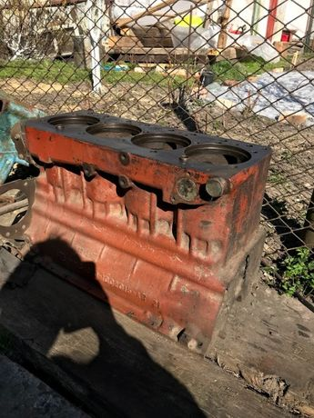 Блок двигуна Д243