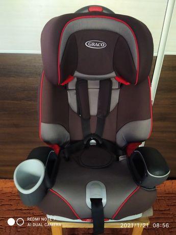 Fotelik samochodowy Graco 3 w 1, waga dziecka 9 - 18 kg
