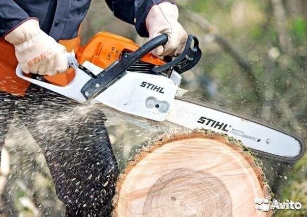 Выполню порезку дров