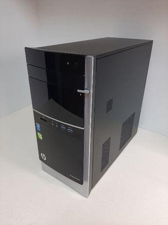 Системный блок HP Pavilion 500 PC i5-4460S (2.9GHz) 8GB DDR3 0 SSD