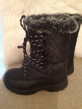 Śniegowce buty zimowe 36