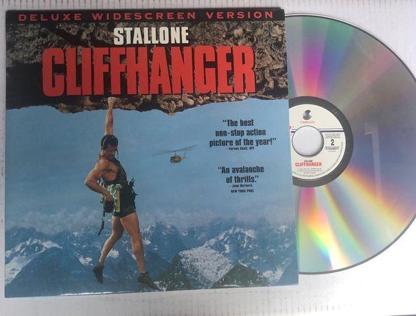 "Film 12"" laserdisc CLIFFHANGER"