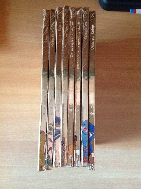 Disney Złota Kolekcja Bajek [ostatnie 8 tomów] - kolekcja hachette