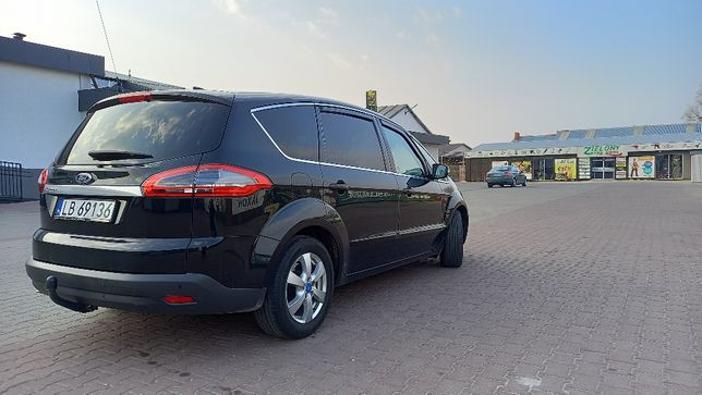 ford s-max 2013 2.0 140 km automat