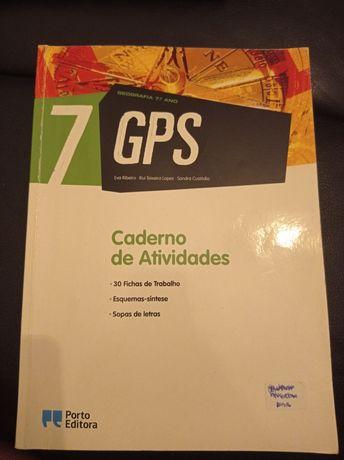 Manual 7° Ano - Caderno de Actividades + Bloco de Fichas