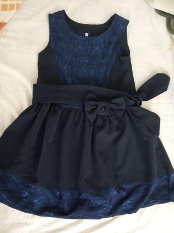 Платье сарафан для школы