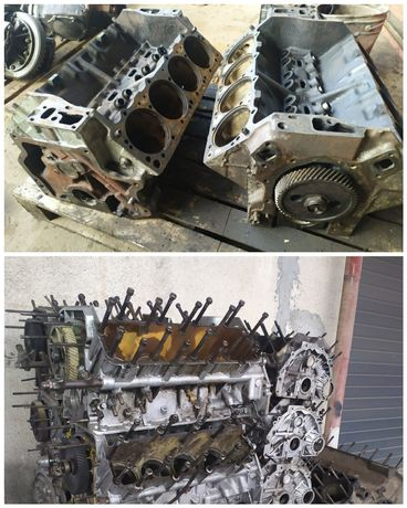 Блок картер двигателя Газ 53 3307 66 ПАЗ ЗИЛ 130 131 Урал 375