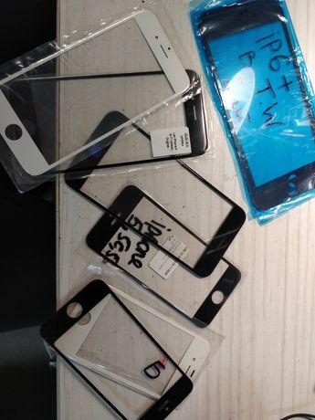 Сенсорные стекла на iPhone 4,5,6,6+