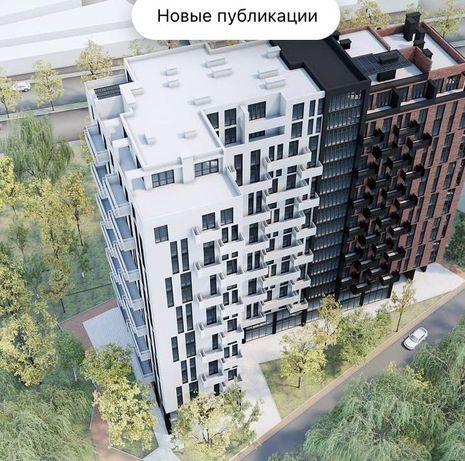 Продаётся однокомнатная квартира в Новом комплексе у моря