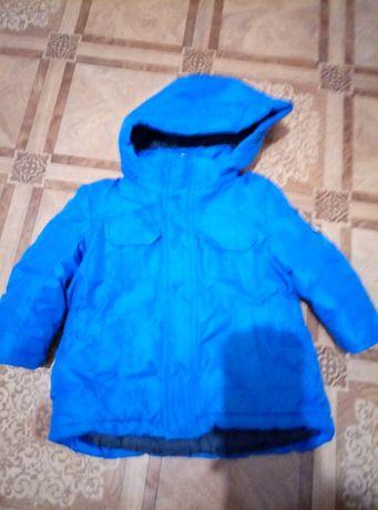 Куртка, зима, на 1 год