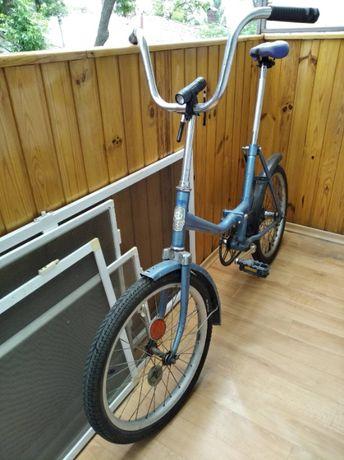 Велосипед раскладной Десна.Продам недорого.