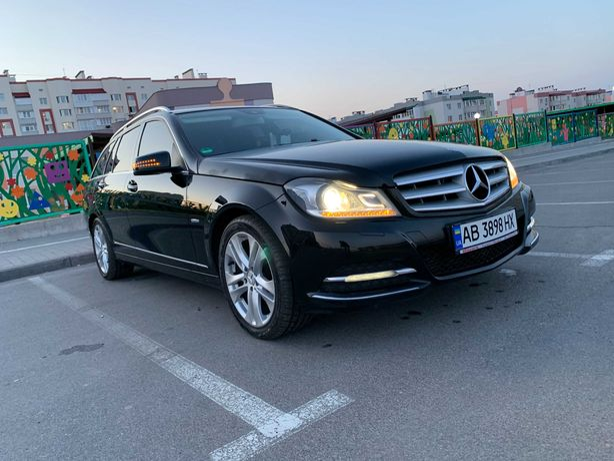 Mercedes-Benz C 200 Avangarde