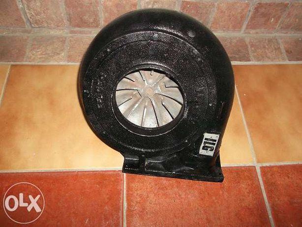 Turbina de extração ou ventilação