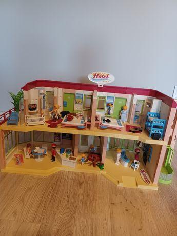 Ogromny Hotel Playmobil