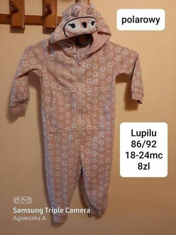 Pajacyk 86/92 polarowa pizama i inne bluzki