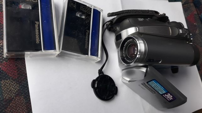 Kamera Panasonic NV-GS27