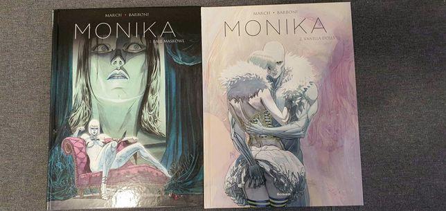 Monika komiks 2 tomy