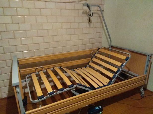 Łóżko rehabilitacyjne Grajewo Faktura