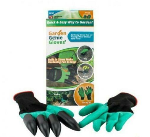 Рукавичка з кігтями для саду GARDEN GLOVE