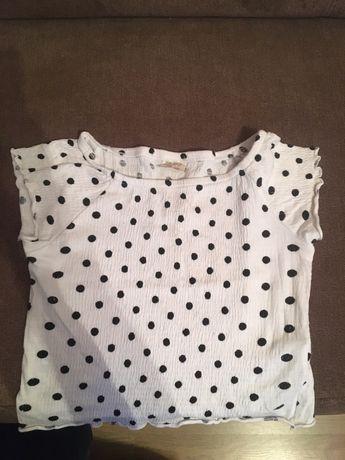 Top, bluzeczka ZARA