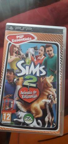 Jogo «Os SIMS» para a PSP
