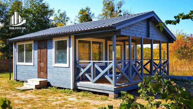 Строим деревянные дома, дачные и садовые дома, базы отдыха, бани и т.д