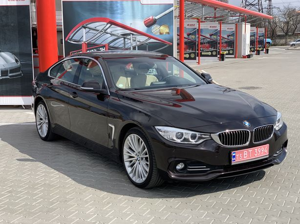 BMW 420 GranCoupe Luxury xDrive