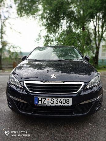 Peugeot 308SW panorama