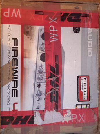 Interface M-Audio FireWire 410